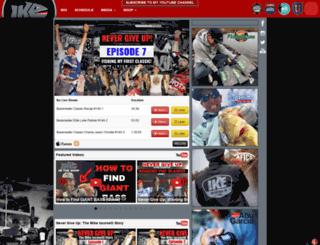 mikeiaconelli.com screenshot