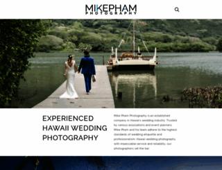 mikephamphotography.com screenshot