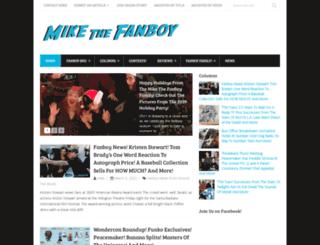 mikethefanboy.com screenshot