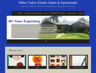miketudorestatesales.com screenshot