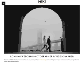 mikiphotography.info screenshot