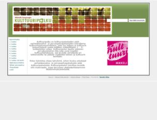 mikkelinkulttuuripolku.fi screenshot
