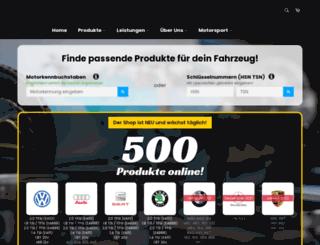 mikmotoren.de screenshot