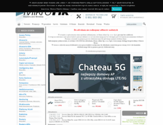 mikrotik.org.pl screenshot