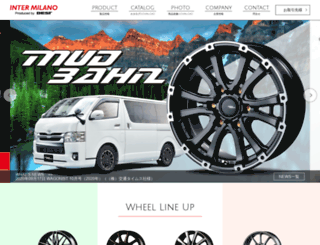 milano-wheels.com screenshot
