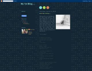 milans1stblog.blogspot.com screenshot