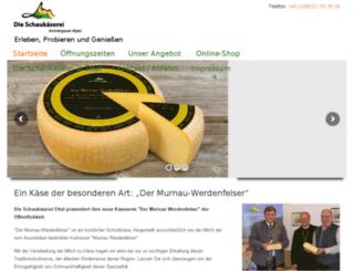 milch-und-kas.de screenshot