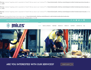 milestz.com screenshot