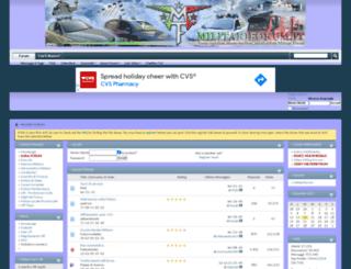 militariforum.it screenshot