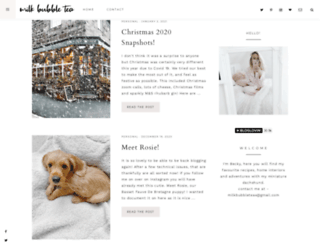 milkbubbletea.blogspot.com screenshot