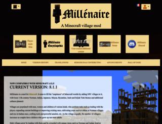 millenaire.org screenshot