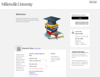 millersville.afford.com screenshot