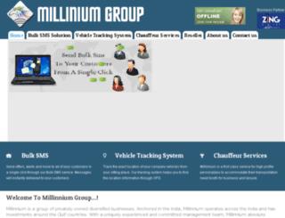 millinniumgroup.com screenshot
