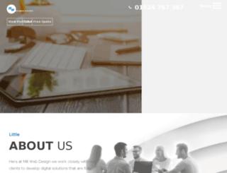 milwebstudio.com screenshot