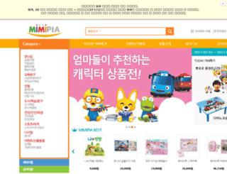 mimipia.com screenshot