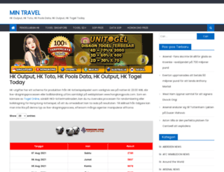 min-travel.com screenshot