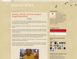 minahkiwi.blogspot.com screenshot