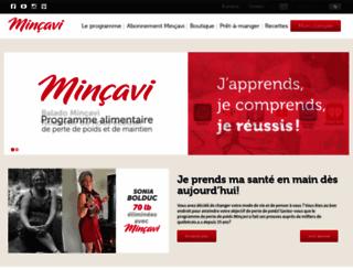 mincavi.com screenshot