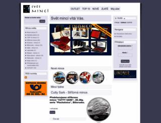 mince-sveta.cz screenshot