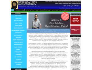 mind-solutions.co.uk screenshot