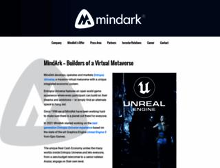 mindark.com screenshot