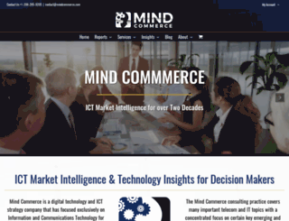 mindcommerce.com screenshot