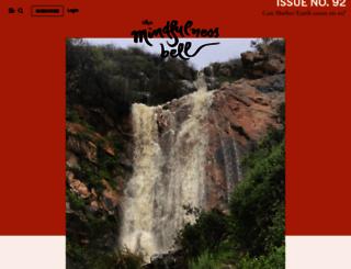 mindfulnessbell.org screenshot