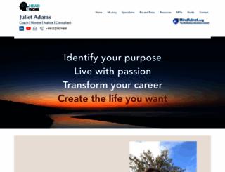 mindfulnet.org screenshot
