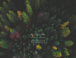 mindgames.jp screenshot
