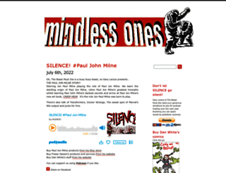 mindlessones.com screenshot