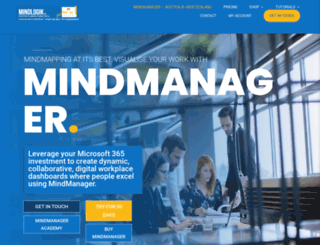 mindlogik.com screenshot
