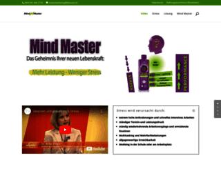 mindmaster-info.ch screenshot