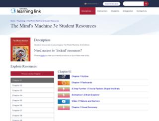mindsmachine.com screenshot