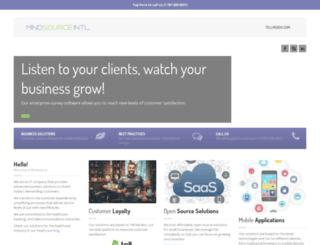 mindsourceintl.com screenshot