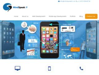 mindspeakit.com screenshot