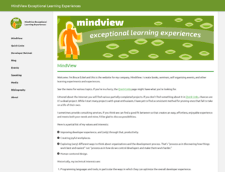 mindviewinc.com screenshot