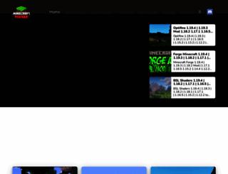 minecraft.org.pl screenshot