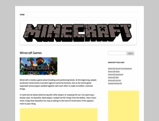 minecraftm.com screenshot