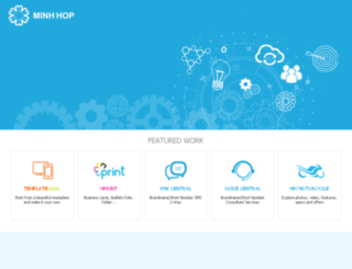 minhhop.com screenshot