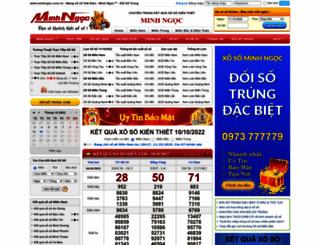 minhngoc.com.vn screenshot