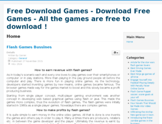 mini-freegames.com screenshot