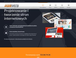 mini-web.pl screenshot