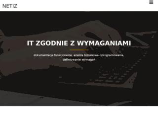 mini.netiz.pl screenshot