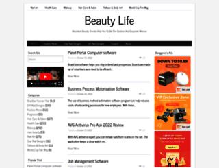 minibeautylife.com screenshot