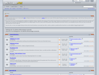 minibuggy.net screenshot