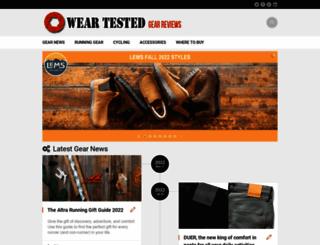 minimalistrunningshoes.org screenshot