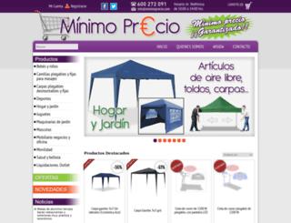minimoprecio.com screenshot