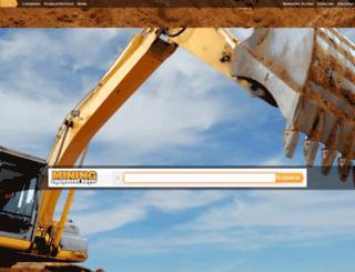 miningequipmentbuyer.co.za screenshot