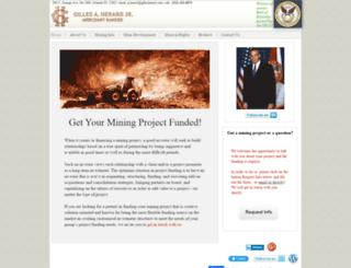 miningfunding.com screenshot