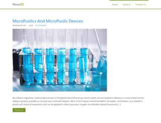 minion143.com screenshot